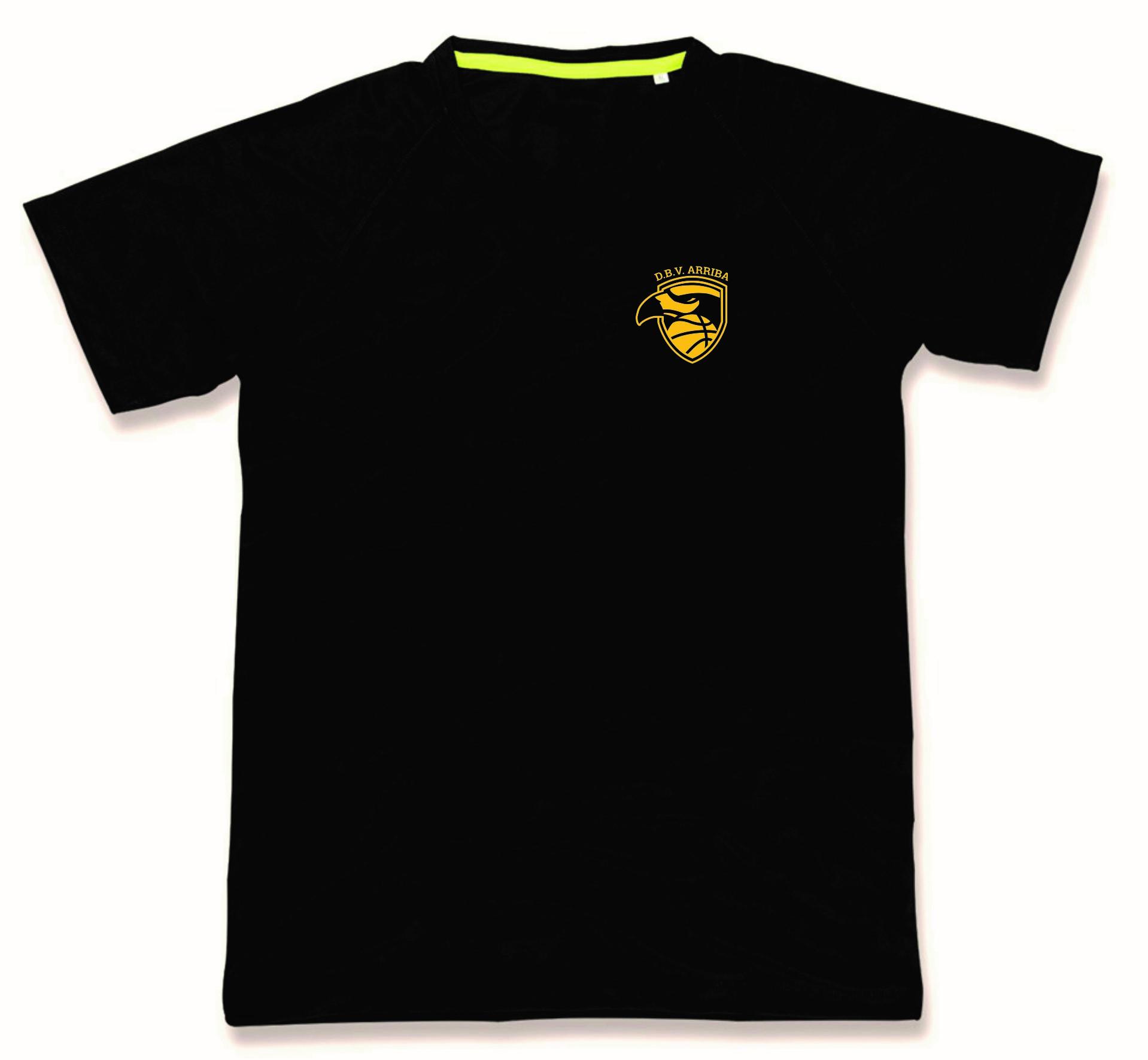 Sports shirt men (small logo) Image