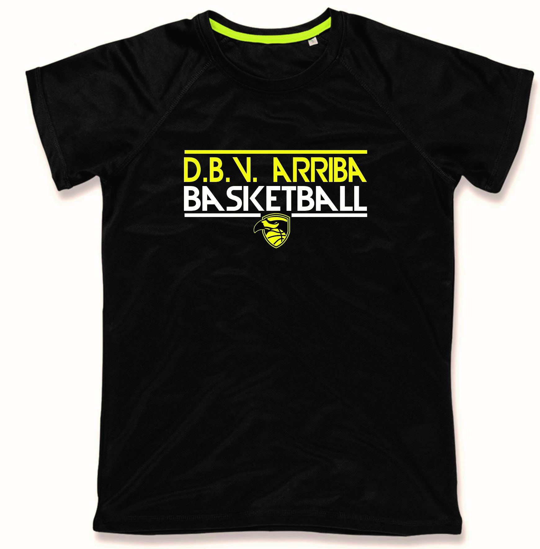 Sports shirt women (text) Image