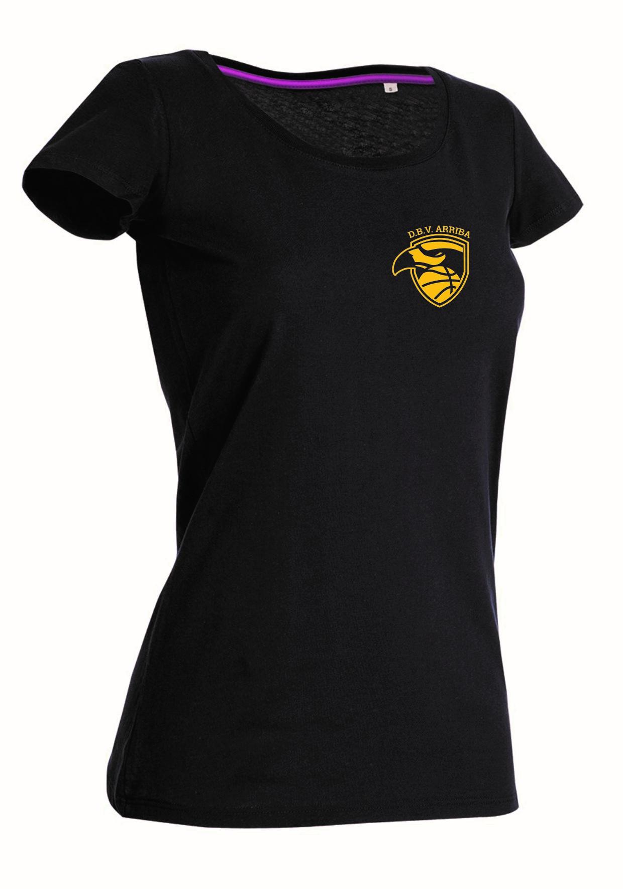 T-shirt women (small logo) Image