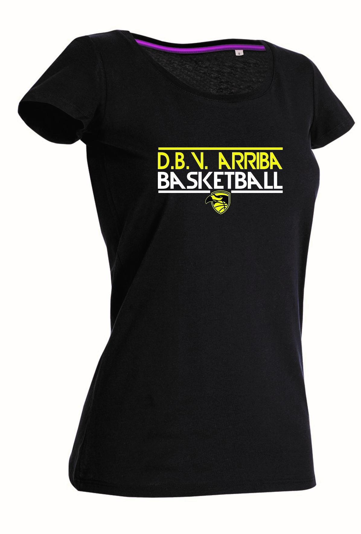 T-shirt women (text) Image